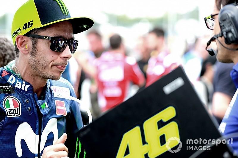 Rossi: Cobrei chefes da Yamaha, mas não sei se me ouviram