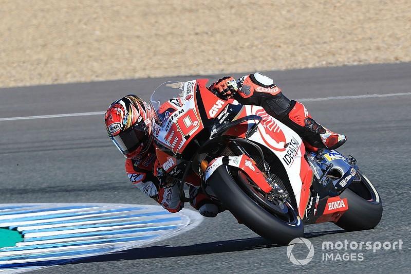 Nakagami: Being only rider on '18 Honda
