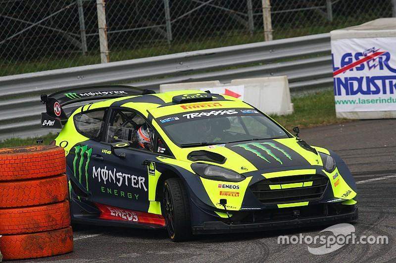 Monza Rally Show 2018, PS2: Valentino concede il bis. Resiste solo Suninen