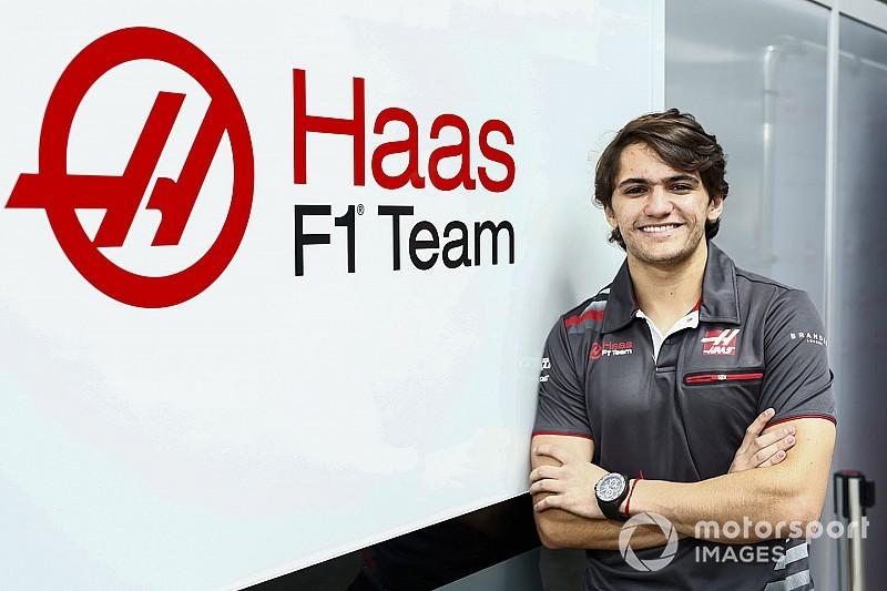 哈斯任命费迪帕尔蒂为2019赛季试车手