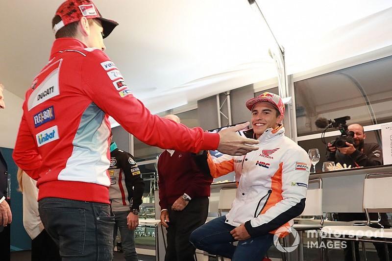 Kevin Schwantz prophezeit Spannungen zwischen Marquez und Lorenzo