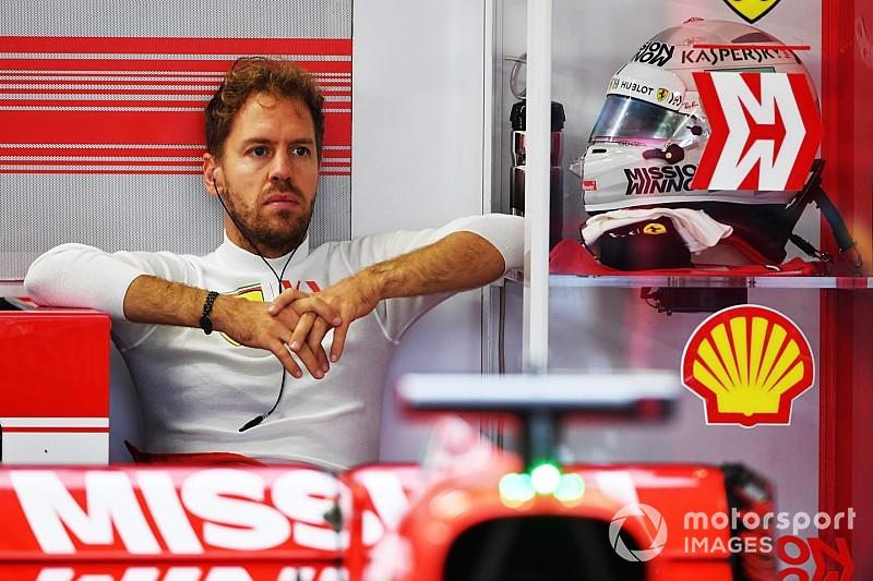 Concentré à Interlagos, Vettel fera le bilan plus tard