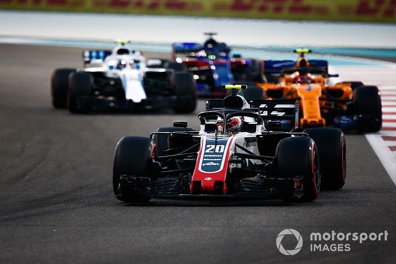 """Magnussen: """"Vechten om 'best of the rest' is frustrerend"""""""