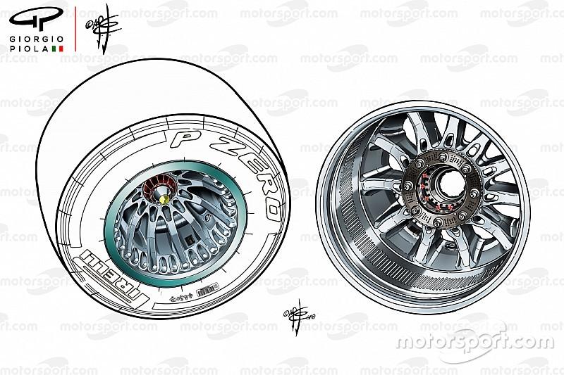 Las últimas modificaciones al controvertido diseño de las ruedas de Mercedes