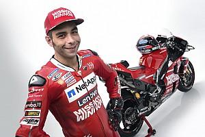 Petrucci heeft vertrouwen in langer verblijf bij Ducati