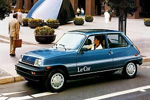 À la découverte de la Renault 5