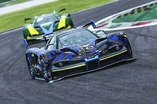 Luca Kita wins spectacular eX Prix of Italy