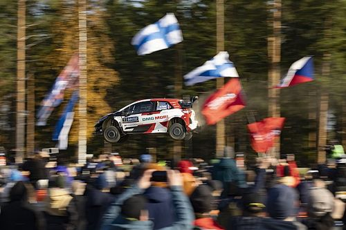WRC to introduce new Artificial Intelligence camera to improve safety