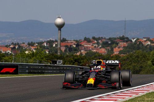 Verstappen nipt voor Mercedes in eerste F1-training Hongarije