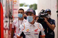 Honda опровергла слухи о необходимости новой операции для Маркеса