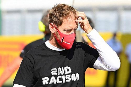 """Vettel: """"Sarebbe bello sfidarci con delle vetture turismo"""""""
