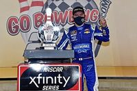 "Justin Allgaier gets to ""seal the deal"" in Richmond Xfinity win"