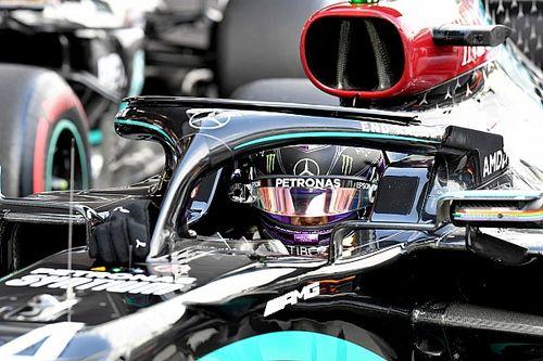 Hamilton: F1-stewards 'proberen me te stoppen' met straffen