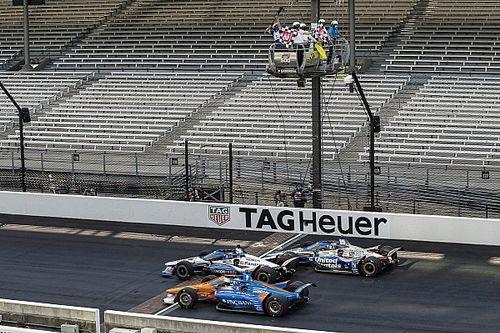 IndyCar laat 135.000 toeschouwers toe tijdens Indy 500