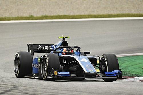 Drugovich en tête des essais F2, Martins domine en F3