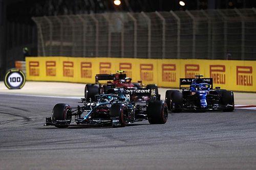 La F1 écarte l'idée du week-end de deux jours