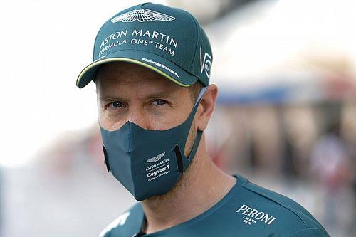 """Vettel: """"A Imola vedrete un'Aston Martin migliore"""""""