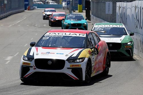 Jaguar I-PACE eTrophy to be discontinued after 2020