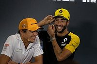 Ricciardo y Norris pueden correr en Bathurst, confirma Brown