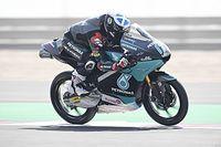 Test Moto3 Jerez: McPhee comanda davanti a Fernandez