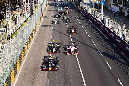 Macau GP to be run for Formula 4 cars in 2020