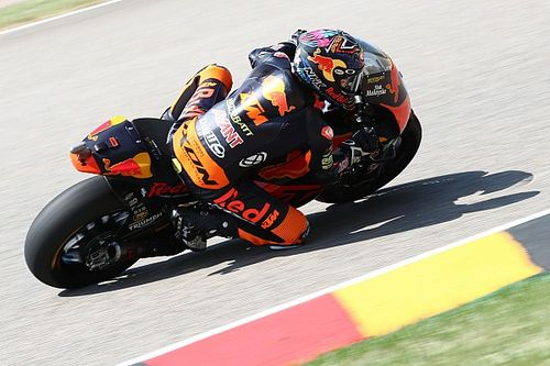 Sachsenring Moto2: Gardner dominates, Fernandez crashes out