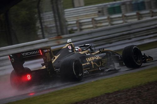 "Hirakawa ""lucky"" to suffer DNF in half-points race"
