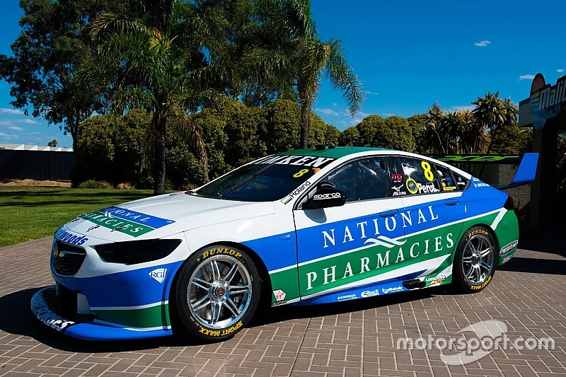 Percat to run one-off livery for Supercars opener
