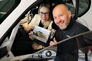 Une saison 2019 aux couleurs de Porsche pour la suisse Marilyn Niederhauser
