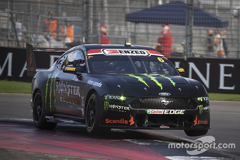 Foot burn left Waters sick during Adelaide podium charge