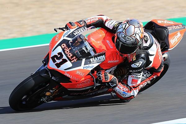 Superstock şampiyonu Rinaldi, Superbike'a geçiyor