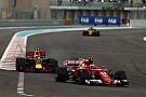 Verstappen eléggé unta az Abu Dhabi GP-t