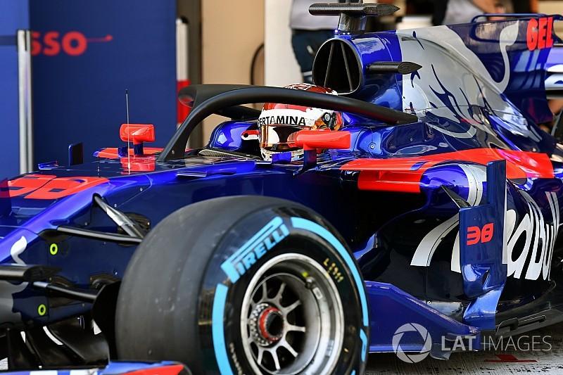 Minden tökéletesen zajlott a Toro Rosso-Honda filmforgatásán