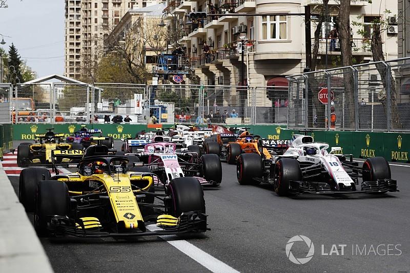 F1 setujui rencana regulasi aero baru demi tingkatkan overtake