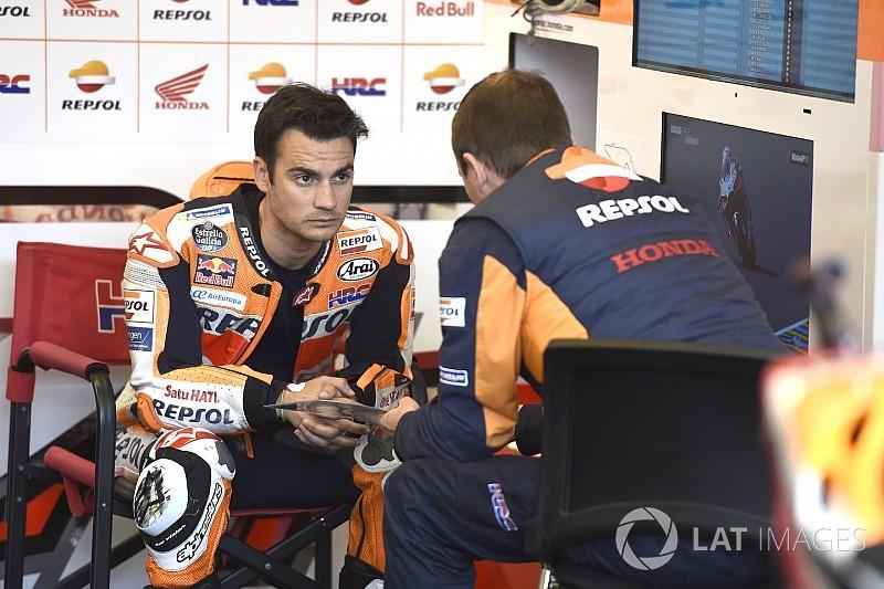 Hectisch MotoGP-schema dwarsboomt herstel van Pedrosa