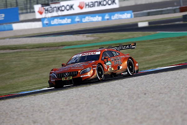 Lausitz DTM: Auer beats Eng to pole by 0.007s