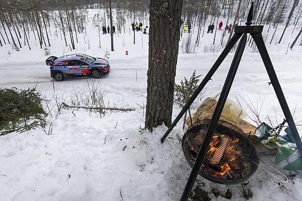 WRC Yarış ayak raporu İsveç Rallisi: Neuville farkı açtı, Meeke yarış dışı