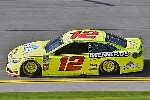 NASCAR Cup Race report Daytona 500: Ryan Blaney wins Stage 2 as more contenders crash out