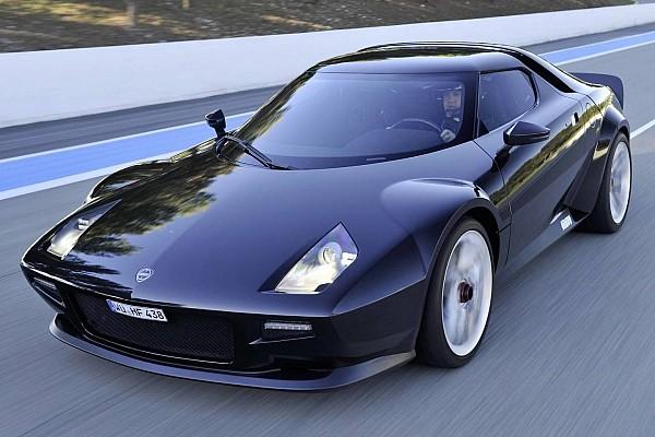Auto Actualités New Stratos : Les clients devront fournir des Ferrari 430 Scuderia