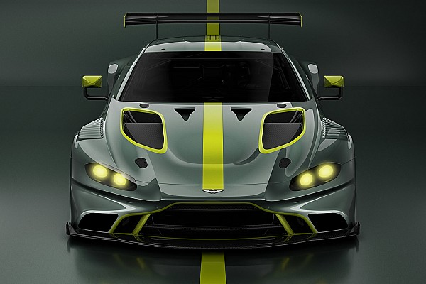 GT Breaking news Aston Martin set to launch new-gen GT3 car