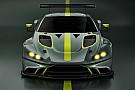 GT Aston Martin представит машину GT3 нового поколения