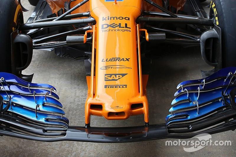 Analisis: Upgrade besar-besaran McLaren di GP Spanyol
