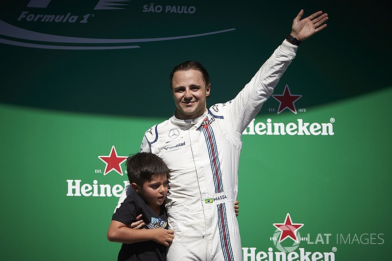 La despedida de Massa está nominada al Premio Laureus