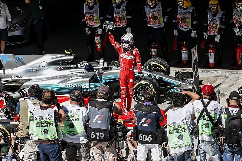 Vettel: Ferrari son yarışlardaki zorlukları hak etmedi