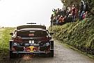 WRC Ожье завершил лидером первый день Ралли Франция