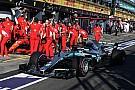 Третья тренировка Гран При Австралии: онлайн