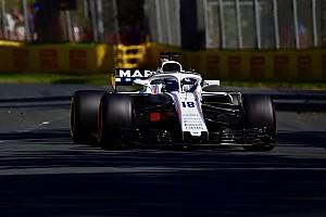 Formula 1 Son dakika Sirotkin ve Stroll, FW41'in performansından memnun