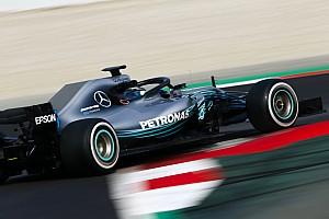 Formule 1 Actualités Mercedes décrit une W09