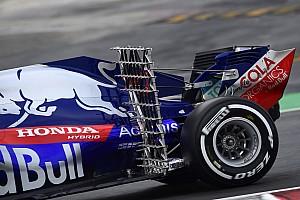 Formule 1 Toplijst In beeld: De meest exotische sensoren tijdens de wintertests in Barcelona
