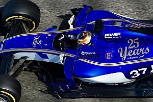 Leclerc: 2018 Ferrari motoru Sauber'i daha güçlü yapacak